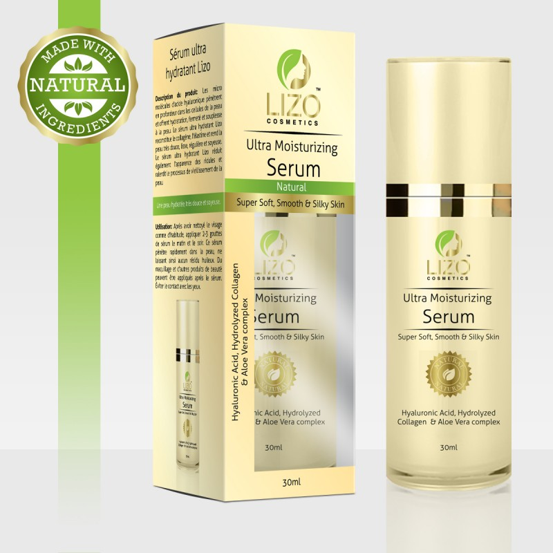 Ultra Moisturizing Serum / Hyaluronic Acid Serum