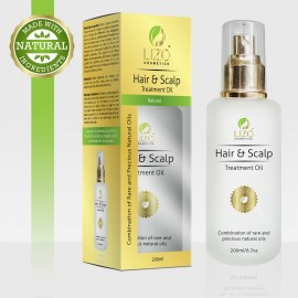 Hair and Scalp Treatment Oil
